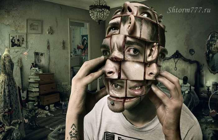 Виды галлюцинаций